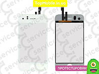 Тачскрин  iPhone 3G, белый (сенсор, touch screen)