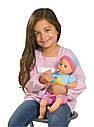 Лялька Пупс Лаура з набором для годування Simba 5010964, фото 2