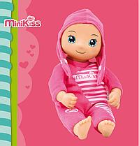 Пупс кукла запись голоса 27 см Minikiss Smoby 210108