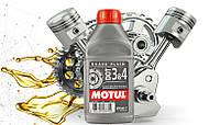 Тормозная жидкость Motul DOT 3&4 Brake Fluid 0.5L