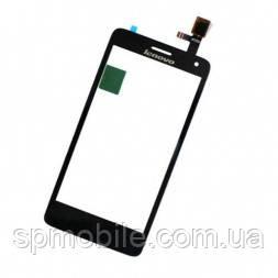 Touch screen Lenovo S660 чорний