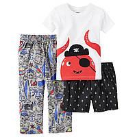 Пижама Carter's для мальчиков (CША) 2Т