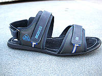 Мужские кожаные сандалии - трансформеры большие размеры 46-49 р-р