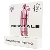 Мини парфюм с феромонами Montale Crystal Flowers ( Монталь Кристал Флауверс) 5 мл. (реплика)