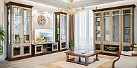 """Мебель для гостиной  """"Белладжио""""( черный +золото), фото 1"""