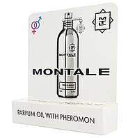 Мини парфюм с феромонами Montale Vanille Absolu ( Монталь Ванила Абсолю) 5 мл