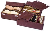 Набор органайзеров для белья 3 шт (Бейлиз)