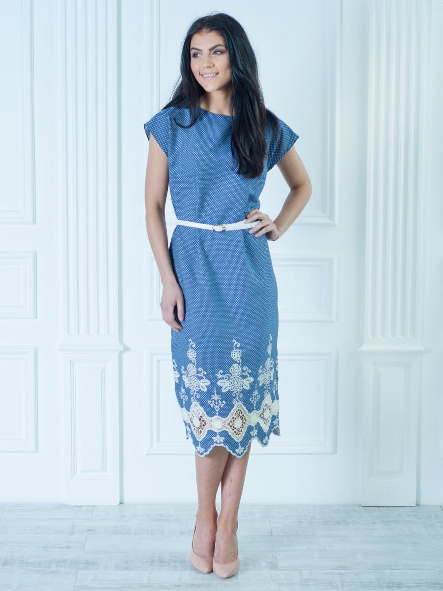 Изысканное женское платье Аркадия