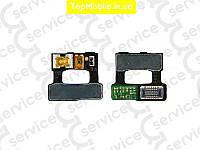 Шлейф  HTC 801e One M7/802w, с кнопкой включения