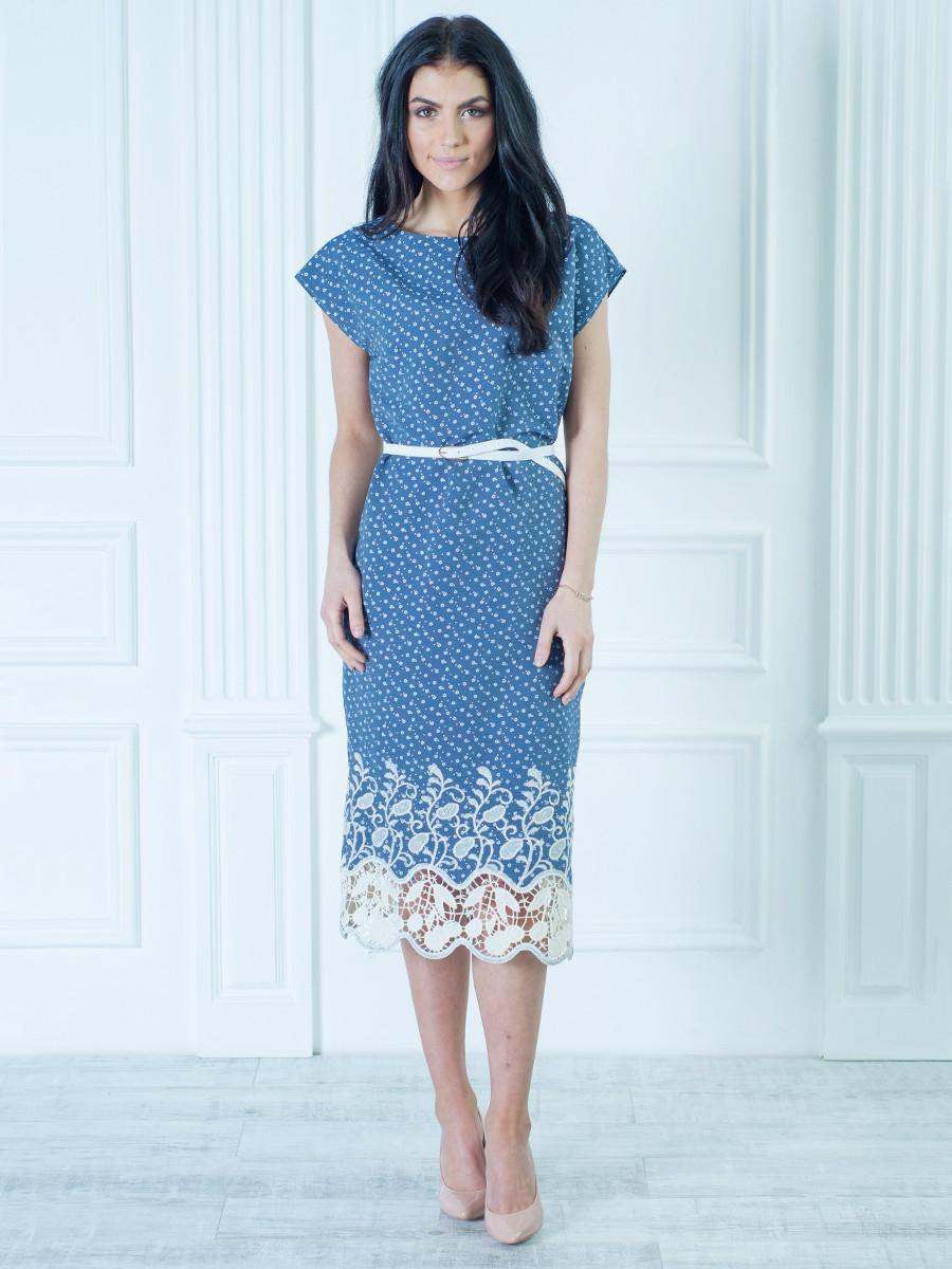 Красивое женское платье Аркадия
