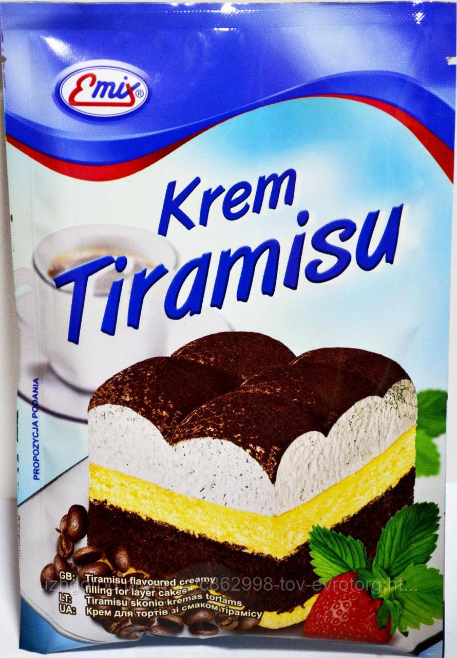 Заварной крем для торта Тирамису Emix 100 h.