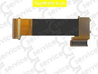 Шлейф  Samsung F700, межплатный, с компонентами