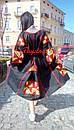 Платье вышитое бохо,вышиванка лен,4 клина, стиль бохо шик, вишите плаття вишиванка, Bohemian,стиль Вита Кин, фото 3