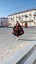 Платье вышитое бохо,вышиванка лен,4 клина, стиль бохо шик, вишите плаття вишиванка, Bohemian,стиль Вита Кин, фото 4