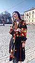 Платье вышитое бохо,вышиванка лен,4 клина, стиль бохо шик, вишите плаття вишиванка, Bohemian,стиль Вита Кин, фото 7