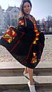 Платье вышитое бохо,вышиванка лен,4 клина, стиль бохо шик, вишите плаття вишиванка, Bohemian,стиль Вита Кин, фото 8