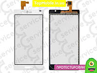 Тачскрин  LG P760 Optimus L9/P765/P768, белый (сенсор, touch screen)