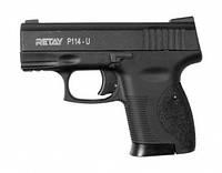 Стартовий пістолет Retay P 114 (black)
