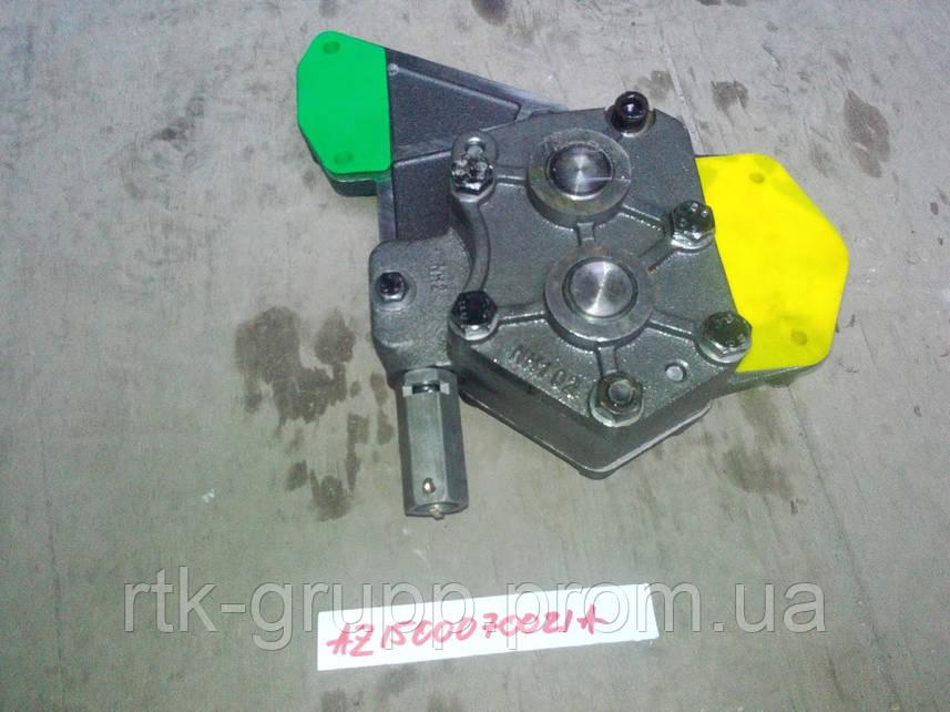Насос масляный двигателя WD615 AZ1500070021A