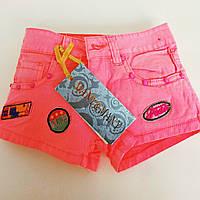 Детские летние шорты для девочки, фото 1