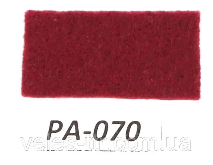 Фетр Сливовий 20х30см поліестер 1 мм 190 г/кв. м