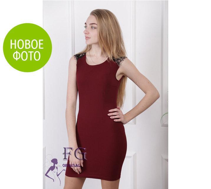 b89d62d4a5a Платье женское с кружевом