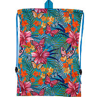 Сумка для обуви 600 Tropical flower Kite