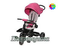 Детский трехколесный велосипед Crosser T 600 Eva - Розовый