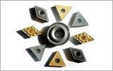 Пластина твердосплавная сменная 10113-110408 ВК8 с покрытием