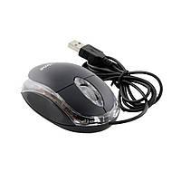 Мышь Frime FM-001, Black, USB
