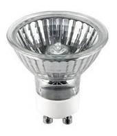 Зеркальная галогенная лампа Lemanso GU-10 50W