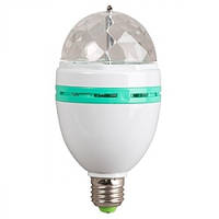Лампа Lemanso ДІСКО E27 RGB 3W 230V / LM337