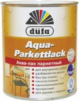 Dufa Aqua-Parkettlack лак для паркета, 2.5л
