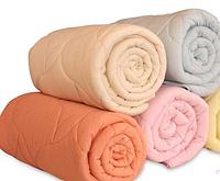 Летнее одеяло микрофибра полуторное 150х210