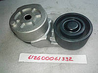 Натяжной ролик двигателя WD615 ( Шкив натяжной )