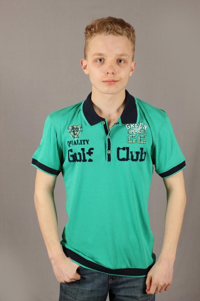 Тенниска футболка мужская зеленая MCL Размеры M(46/48)