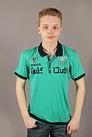 Тенниска футболка мужская зеленая MCL Размеры M(46/48), фото 1