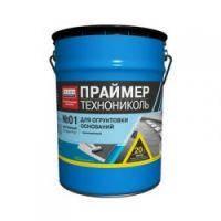 Праймер битумный ТехноНИКОЛЬ №01(20л)