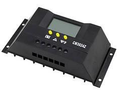 Контроллер заряда JUTA CM3048, 30А