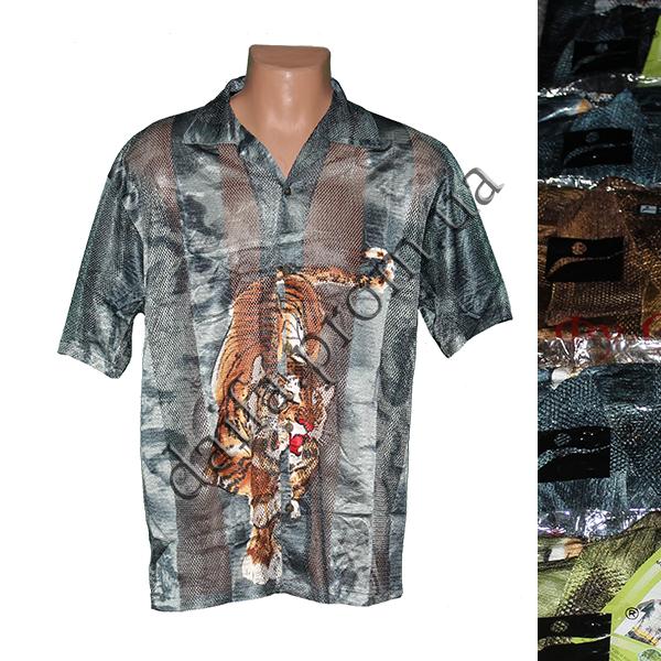 ca2042382c0 Купить Мужская летняя рубашка A01-2(в уп.5 разных расцветок) оптом ...