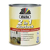 Dufa 2 в 1 Klarlack лак и грунт для внутренних работ, 0,7л