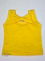 """Комплект літній """"Sun and Sea"""" (майка і шорти) для дівчинки (Няня, Україна), фото 4"""
