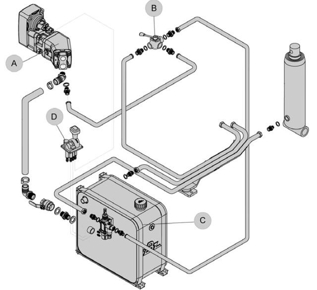военного схема подключения гидравлического оборудования хива отражает состояние