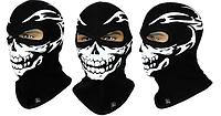 Качественная балаклава с черепом, маска, бафф Radical (Польша) Scull(original)