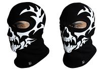 Балаклава с черепом Rough Radical Scull S5 (original), маска, подшлемник XL/XXL