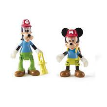Набор фигурок Приключения Микки и Гуфи