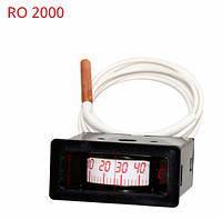 Термометр капиллярный (-40/+40°C) ROF-2000 White, фото 1