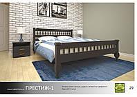 """Деревянная кровать """"Престиж-1"""""""