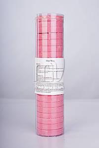 Горячий воск в дисках Brazilian Wax, розовый, 500 г