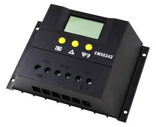 Контроллер заряда JUTA CM5024Z, 50А, фото 2